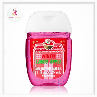 Gel rửa tay khô Bath & Body Works Winter Candy Apple 29ml thumbnail