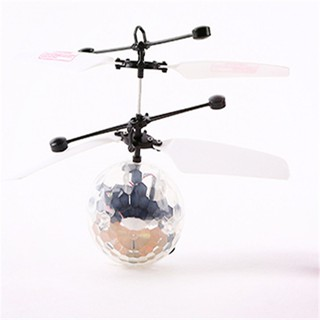 colorful glare small apple aircraft lights remote control airplane model toy