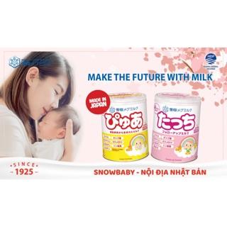 Sale Sữa Bột Snow Baby số 0(0-9tháng) và số 9(9-36tháng)