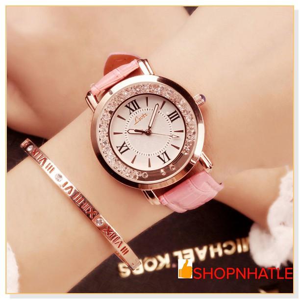 Đồng hồ nữ chính hãng LSVTR CL-SL68 - 3011651 , 785073900 , 322_785073900 , 223000 , Dong-ho-nu-chinh-hang-LSVTR-CL-SL68-322_785073900 , shopee.vn , Đồng hồ nữ chính hãng LSVTR CL-SL68
