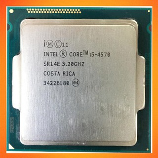CPU Intel i5 4570 soket 1150