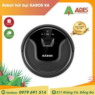 HÀNG CHÍNH HÃNG | Robot hút bụi KABOS K6