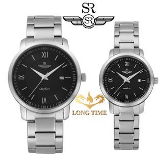 Đồng hồ Đôi MẶT KÍNH SAPPHIRE SRWATCH SG3005.1101CV và SR WATCH SG3005.1101CV sang t thumbnail