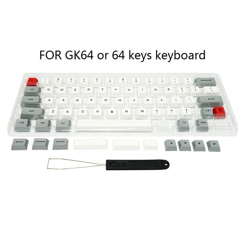 Bộ 64 Nút Bấm Thay Thế Cho Bàn Phím Máy Tính Gk64