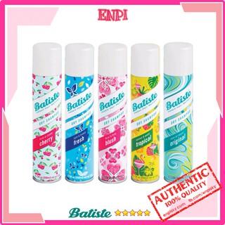 Dầu gội khô Batiste Dry Shampoo thumbnail