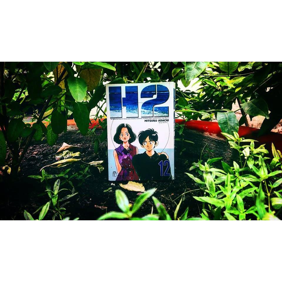 Sách - Truyện Tranh - H2 (Tập 12 - Cập Nhật Liên Tục)