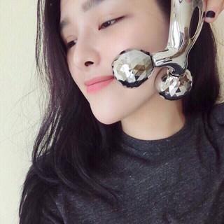 Thanh Lăn Nâng Cơ, Săn Chắc Thon Gọn Gương Mặt Và Cơ Thể 3D Roller Massager – Tu25