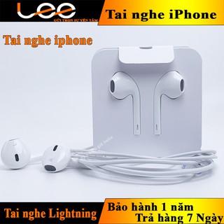 Tai nghe Lightning ip 7/7Plus/8/8 Plus/ X/ Xs Max/ 11 / 11 Pro Max/ 12/12promax- Tự động Bluetooth