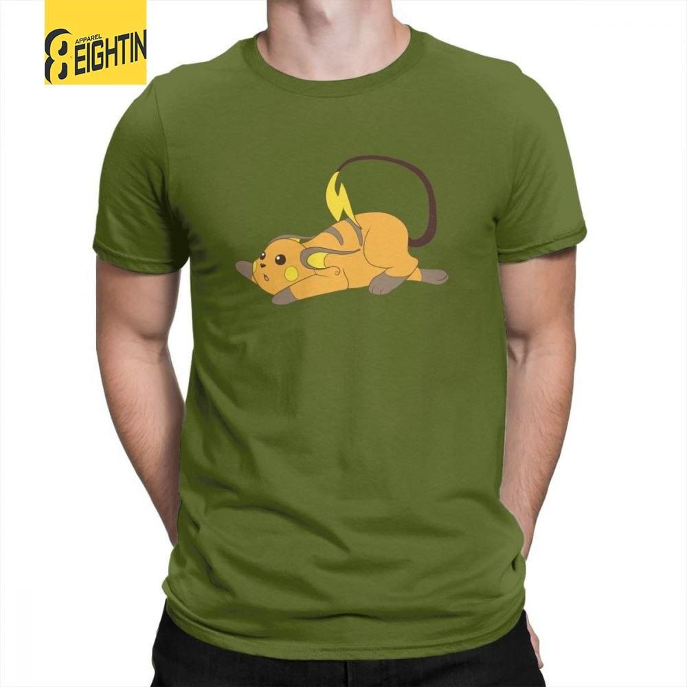 Áo Thun Nam Ngắn Tay In Hình Pikachu Dễ Thương - 22791384 , 1603898703 , 322_1603898703 , 399998 , Ao-Thun-Nam-Ngan-Tay-In-Hinh-Pikachu-De-Thuong-322_1603898703 , shopee.vn , Áo Thun Nam Ngắn Tay In Hình Pikachu Dễ Thương