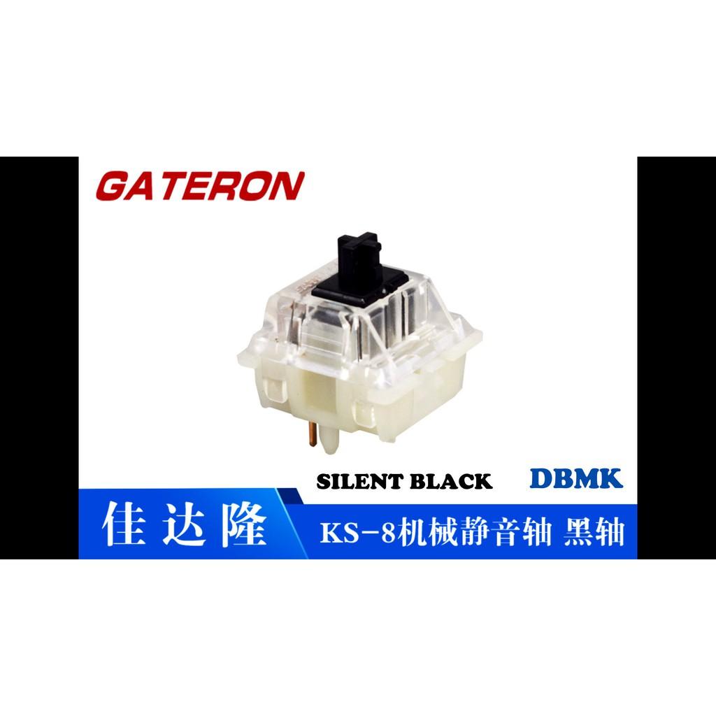 Gateron Black Silent - Công tắc phím cơ
