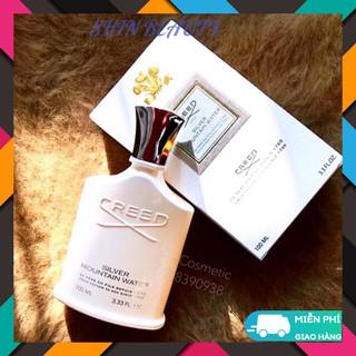 (Mẫu thử) 10 20ML Nước hoa chính hãng Creed Silver Mountain Water Eau de Parfum 100ml -phước thumbnail