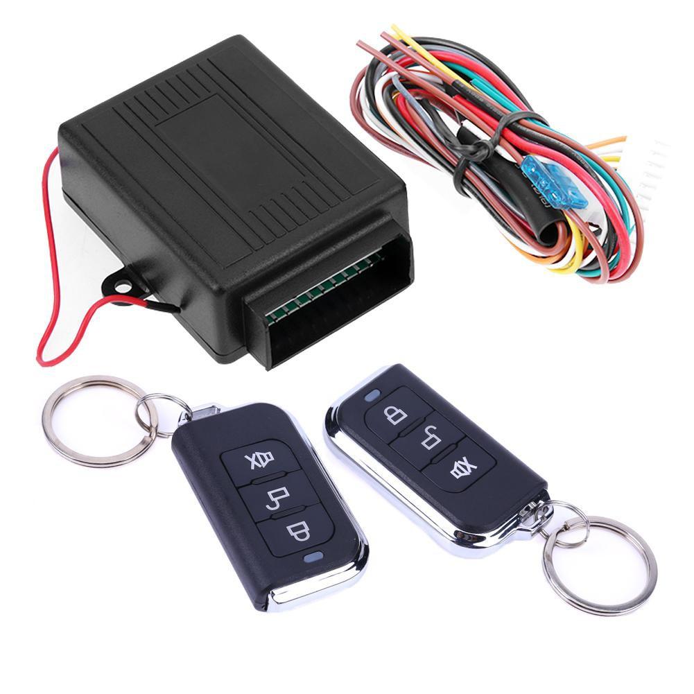 Hệ thống khóa cửa xe điều khiển từ xa Universal cho xe hơi - 23065859 , 2015651935 , 322_2015651935 , 392000 , He-thong-khoa-cua-xe-dieu-khien-tu-xa-Universal-cho-xe-hoi-322_2015651935 , shopee.vn , Hệ thống khóa cửa xe điều khiển từ xa Universal cho xe hơi