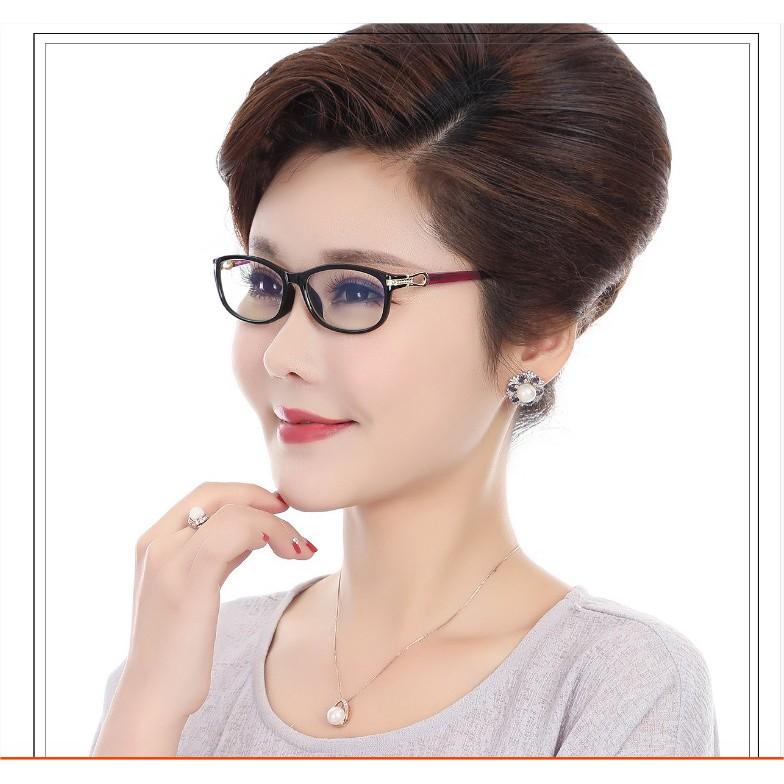 Kính lão thị nữ giới kính viễn thị chịu va đập cực bền và sang cực ôm mặt hàng Nhật...