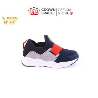 Giày Thể Thao Bé Trai Bé Gái Đi Học Siêu Nhẹ Crown Space UK Sport Shoes CRUK8024 thumbnail