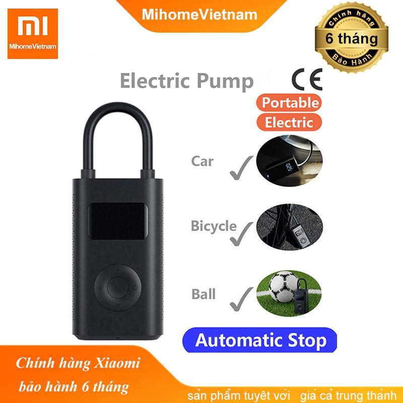 Bơm cầm tay đa năng Xiaomi Mijia Bicycle Pump MJCQB01QJ - Máy bơm lốp xe Xiaomi