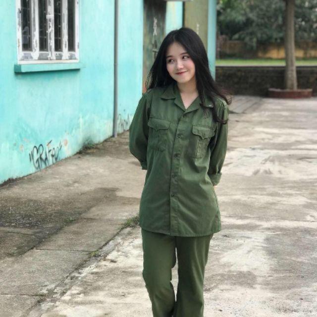Bộ Quần áo  BẢO HỘ lao động Nam/Nữ