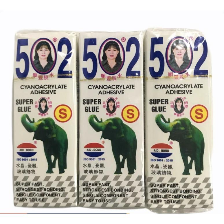 [LOẠI 1] Keo dán 502 Thuận Phong Loại S - Keo dán đa năng 502 hàng chính hãng