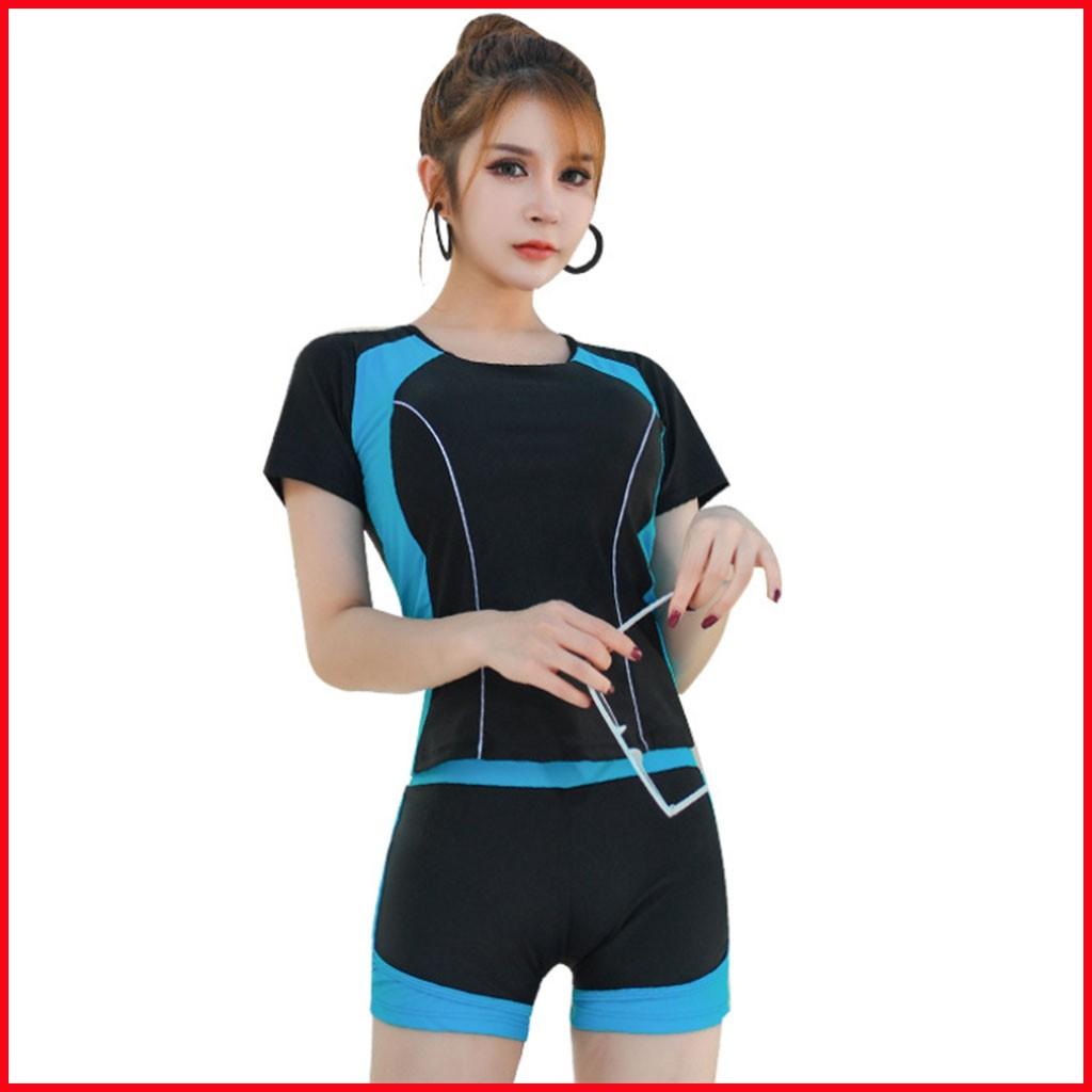 Bộ đồ bơi áo tắm biển nữ năng động - BK-241i
