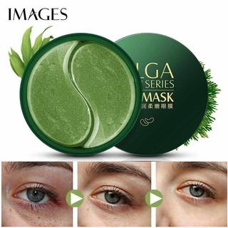 60 Chiếc Mặt Nạ Mắt IMAGES Collagen Tảo Biển Trị Quầng Thâm Dưỡng Ẩm