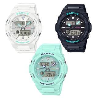 Đồng hồ Casio nữ Baby-G BAX-100 3 màu chính hãng bảo hành 5 năm thumbnail