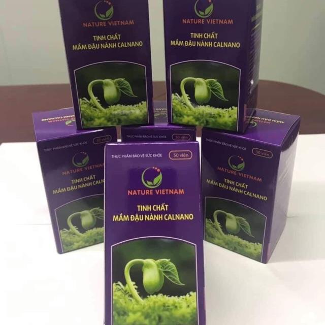 MẦM NANO ( Tinh chất mầm đậu nành Calnano)