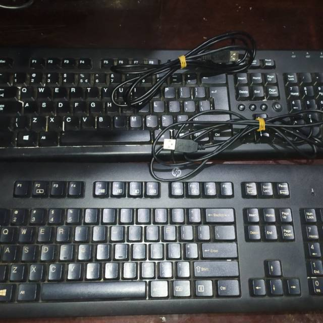 Bàn Phím Komputer Hp Có Cổng Usb