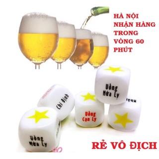 👉TỔNG KHO Xúc Xắc Xí Ngầu Uống Bia Rượu Cực Zui .