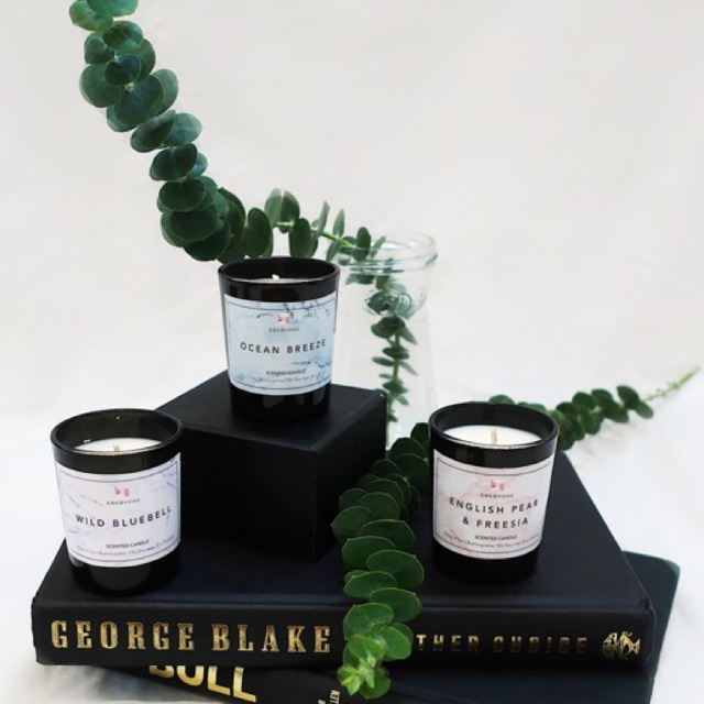 Nến thơm Coco Home Candle