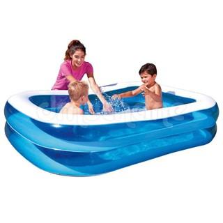 Bể Bơi Phao t 2.01m x 1.50m x 51cm – Bestway 54005 shop bể bơi HCM
