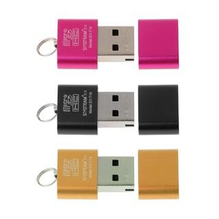 1 X USB 2.0 TF Card Reader thumbnail