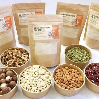 BỘT NGŨ CỐC DINH DƯỠNG homemade 17 loại hạt - lợi sữa, tăng cân thumbnail