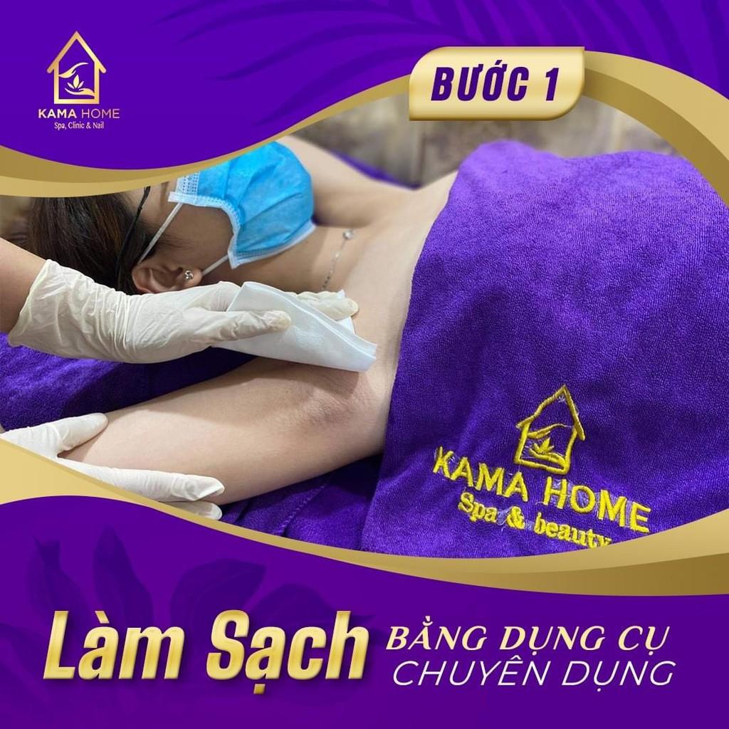 Hồ Chí Minh [Voucher giấy] Triệt Lông Vĩnh Viễn Opt công nghệ mới nhất(10 Lần tặng 10 lần bảo hành)Tại Kama Home spa