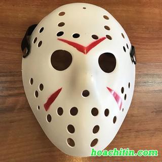 Mặt nạ Jason Voorhees Ma Quỷ Kinh Dị Halloween YTIỆN LỢI