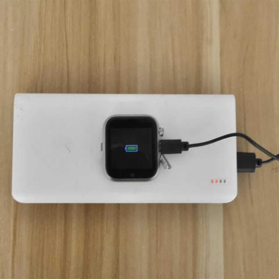 Đồng hồ thông minh smart watch lắp sim nghe gọi S6
