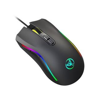Chuột LED RGB 7200 DPI Gaming Mouse HXSJ A869