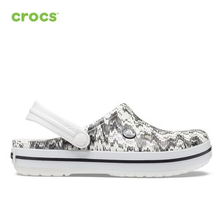 Giày unisex CROCS Crocband Cardio Wave Clog - 206474-103 thumbnail