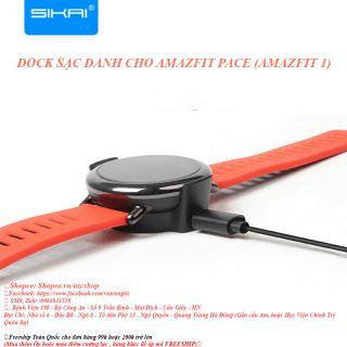 Dock Sạc Sikai cho Amazfit Pace (Amazfit 1)
