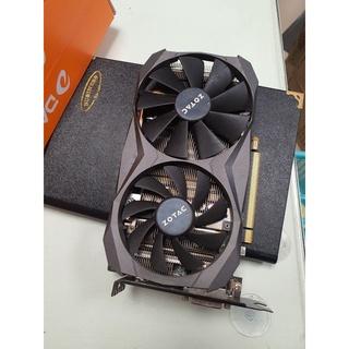 VGA Zotac GTX1060 6G D5 2 Fan 2nd Còn bảo hành dài thumbnail