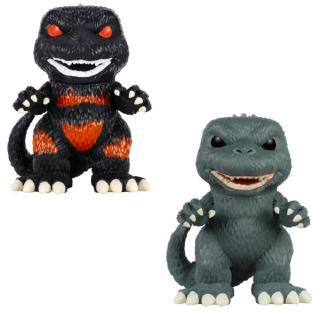 Godzilla Dinosaur Doll Movie Figure Toy Cartoon Dinosaur Cute Collection Toy for Home/Car/Bookshelf
