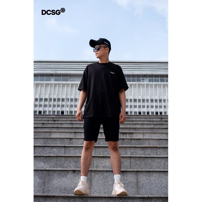 Áo thun cotton DS FEARLESS DCSG