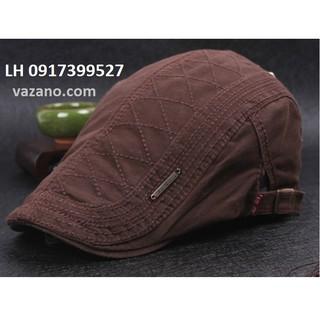 Nón mũ nam bere thời trang K79BR