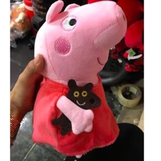 HEO PEPPA PIG 25cm Bán Lẻ Giá Sỉ,Lông Nhung Mịn