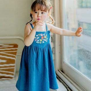 Quần áo trẻ em_Váy bebezoo bé gái 21-24kg