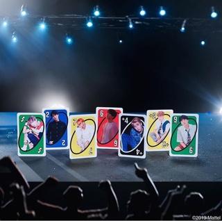 Trò chơi UNO BTS Mattel-2