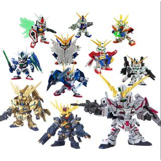 [Giá sốc] Mô hình Gundam SD nhiều mẫu tùy chon chi tiết sắc nét cập nhất liên tục các mẫu thumbnail