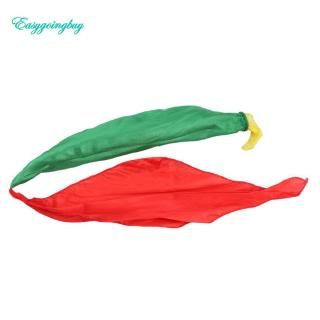 Toy ♡ 4 Colors Changing Hanky Silk Scarf Magic Tricks Learning Prop Perform Toys