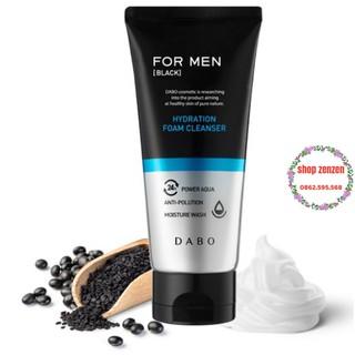 Sữa Rửa Mặt Thải Độc Cho Nam – Dabo Hydration For Men 120ml