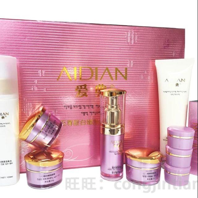 Bộ sản phẩm đặc trị nám Adian - 13759752 , 2170999307 , 322_2170999307 , 350000 , Bo-san-pham-dac-tri-nam-Adian-322_2170999307 , shopee.vn , Bộ sản phẩm đặc trị nám Adian
