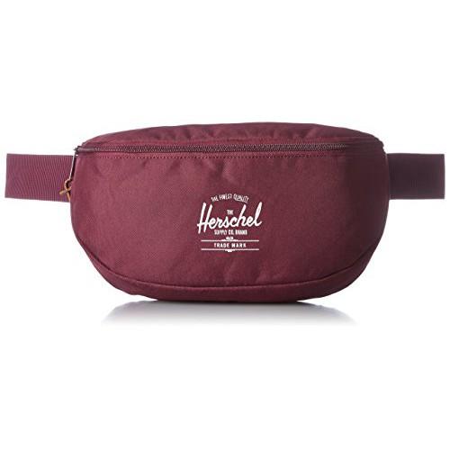 Túi đeo chéo Herschel Vải Mượt Màu đỏ Đậm