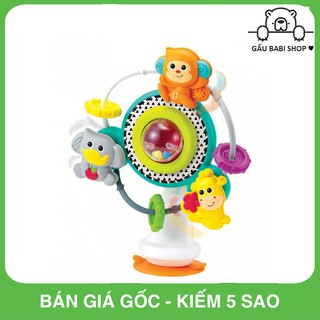 FREE SHIP !!! Đồ chơi vòng xoay vui nhộn BKIDS Infantino 004644 – Hàng chính hãng